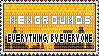 Newgrounds Stamp by MetalShadowOverlord