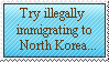 Illegal Immigration Stamp by MetalShadowOverlord
