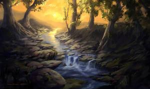 Balance of Nature by lorantart