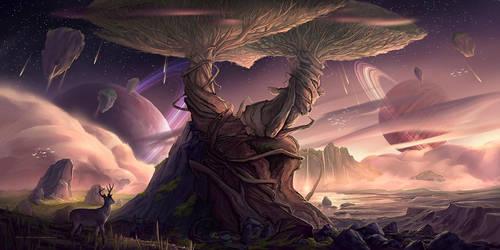 Bond of Eternity by lorantart