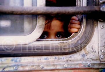 kid through window by thelineking