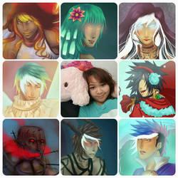 ArtvsArtist by Luminent-Soul