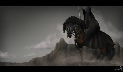 Nazgul by EquineRibbon