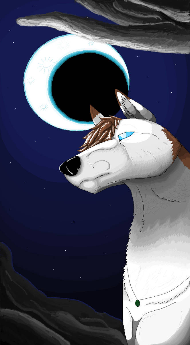 Blind Teardrop (Ms Paint AT) by FlamewolfTheWhite