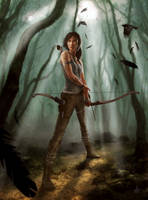 Tomb Raider Rises by alannahowe