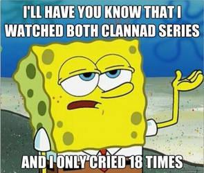 Clannad Sad by miidoolove428