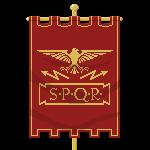 Standard SPQR by LordVanDemon