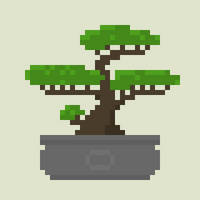 bonsai by LordVanDemon