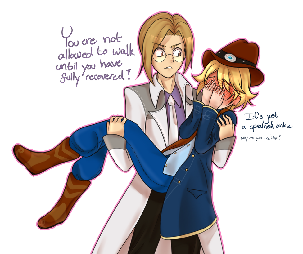 Bridal Carry By Gamefreakgal55 On Deviantart