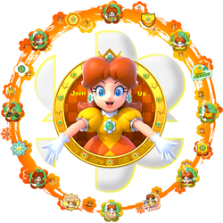 The official smashified logo of We Are Daisy by DaisyPotential