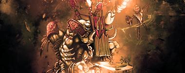 WoW Troll Shaman signature by gemicek