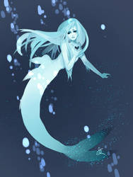 mermaid by lancelot-73