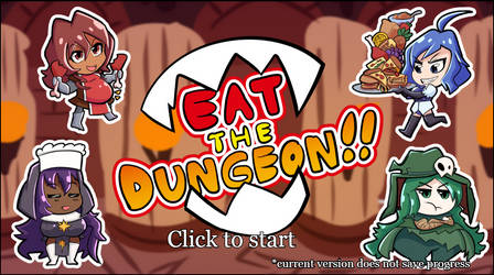 Eat The Dungeon: Prototype v0.1 Release by Bewildered-Angel