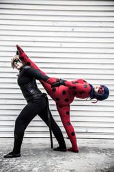 Ladybug N' Chat Noir by TaryBelmont