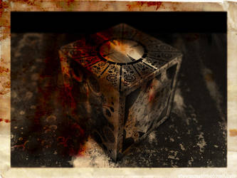 The Unknown Box photo by steelgohst