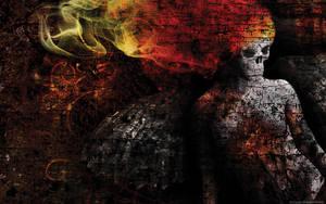 Burning Angel by steelgohst