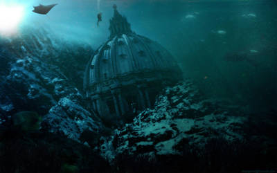Sunken Discovery by steelgohst