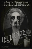 Leviathan Perfume, for the Cenobite in your life by steelgohst