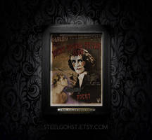 Rocky Horror 'NeverWere' Poster. by steelgohst