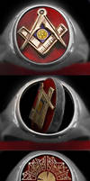 LeMarchands Ring by steelgohst