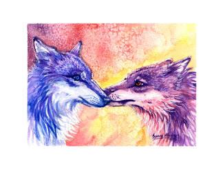 Kiss by Sunima