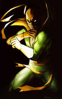 Iron Fist by Faluotico