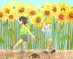 Sweet Summer by Louna-Ashasou