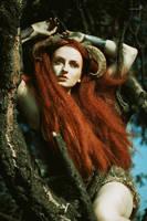 goddess of hunting by DaeJoon