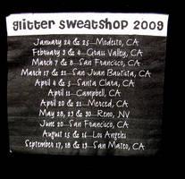 Glitter Sweatshop - BACK by Destiny-Carter