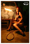 Hot Rod Girl by vivavanstory