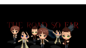 Supernatural Chibis by ninjapirate10194