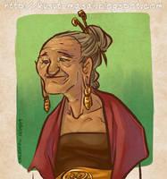 Nenek Kebayan by Celestial4ever