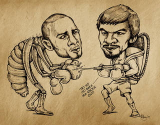 Pacman Vs. Cotto by KDLIG