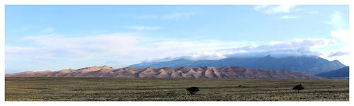 The Great Sand Dunes by sgraves