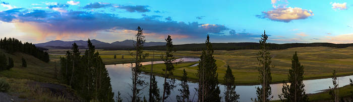 Hayden Valley, Yellowstone N.P., WYoming, USA by sgraves
