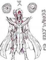 Chaos Command Magician by Fu-Wind-Swordsman