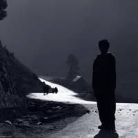 farewell... by wo0dman