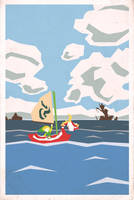 The Wind Waker by FireCouch