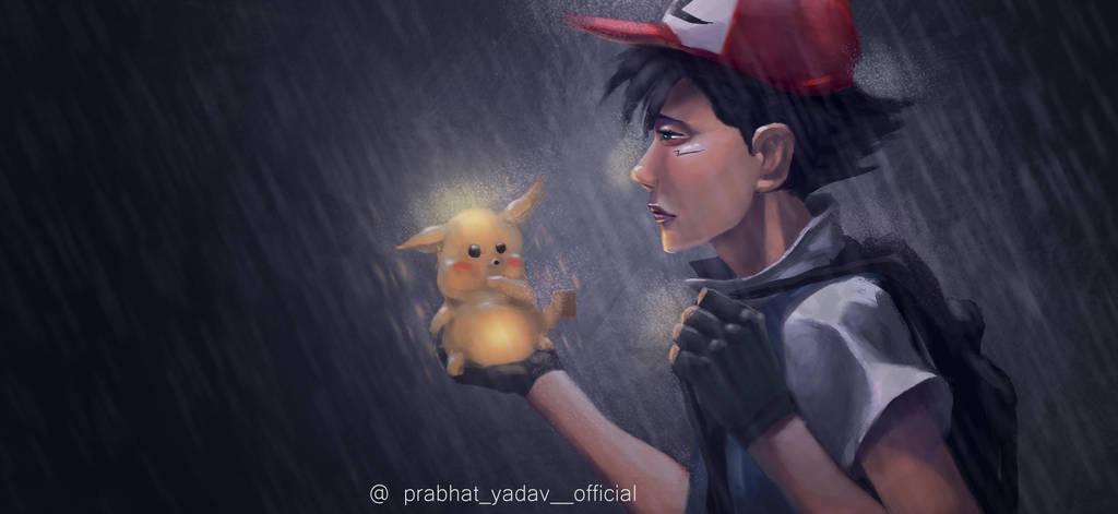 Sad Ash by Prabhat34