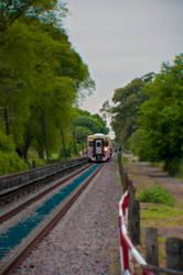 El tren by Acv2Facundo