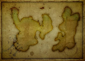 Another Blank Fantasy Map by Ragir