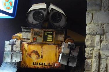 WALL-E by murr-ma-ing
