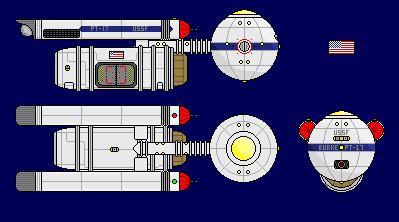 USSF Burke-Class by etccommand