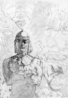Felix Faust by santiagocomics