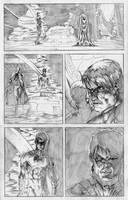 SanEspina Batman Issue2 page9 by santiagocomics