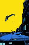 SanEspina Daredevil Cover color by santiagocomics