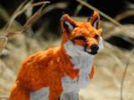 Little Fox by afiriti