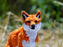 Fox 2 by afiriti