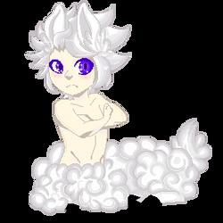 Alpaca boy by NeverPastOblivian
