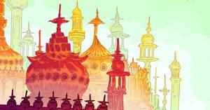 The Pavillion by Mensaman